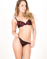 Shapely Remy LaCroix flaunting her round ass before deepthroating big cock