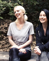 Innocent females Cherry Torn & Veruca James find themselves tied outside
