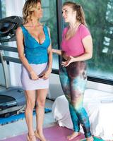 Alexis Fawx, Lena Paul - Booty Workout