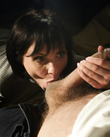 Russian MILF Alysa Gap takes a large cock up her filthy asshole