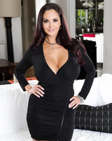 Delicious mom Ava Addams shows her big tits and ass in various positions