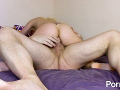 Awesome amateur hottie hardcore fucked for homemade