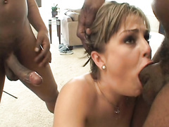 Hot MILF Isabel Ice hard faced fucked and jizzed