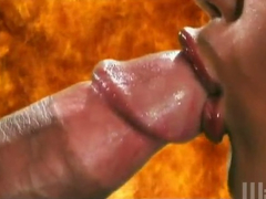 A very hot bj by a filthy siren Kaylani Lei