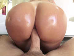 Ryan Conner needs handsome man to assfuck her hard and male makes it