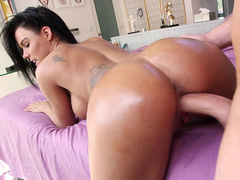 There is nothing better for Peta Jensen than XXX drilling in doggy