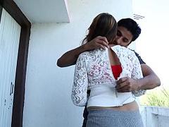 Big Tits Indian Girlfriend Fucked - HotShortFilms.com