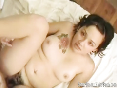 Mikala has her ass and pussy fucked hard