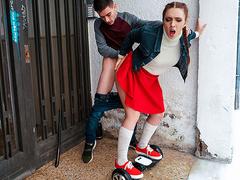 Wild Teen Lets Loose Starring Pamela Sanchez - Reality Kings HD