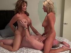 Hot Mature Couple tricks MILF into Swinger Date #threeway #swinger  #milf  #big-boobs #mature
