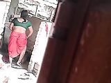 Desi Aunty Bath