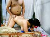 Savita Bhabhi Bending Over Taking Her Lovers Cock Deep Insid
