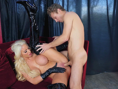 Nicolette Shea gets pounded by Michael Vegas