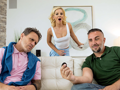 Vibrator-And-Switch Featuring Bella Elise Rose - Brazzers HD
