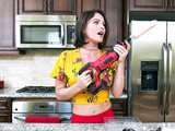 Wildest Toy Turns To Anal Sex with Krissy Lynn - Bangbros HD