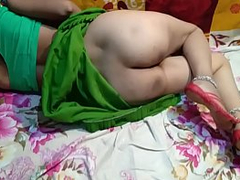 Just Married shalni  ki hotel me chudai  Saree sex full HD
