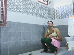 Horny Indian Vixen Exposing Dirty Little Secret