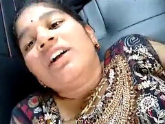 Telugu GF Porn Video Fucked Hard In Car Back Seat