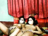 Indian Lesbian Girls Sucking Fucking On Live Cam Show