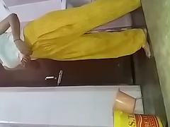 Indian Babe Taking Shower In Bathroom Filmed Naked