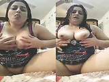Arab Fingering After Bath