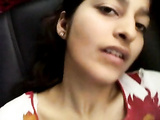 Paki young beautiful Gf fuck in car