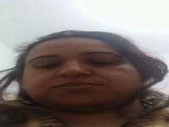Big Boobs Pakistani Aunty Nude Selfie