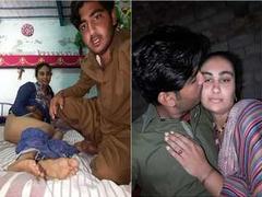 Today Exclusive- Horny Pak Couple Romance