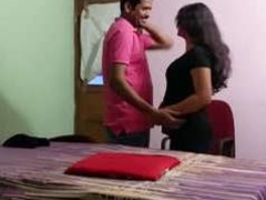 Private Love Affair Of Desi Couple Fucking Part2