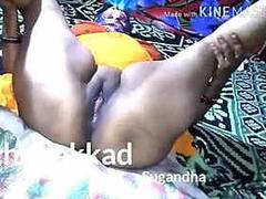 Desi aunty ride cock