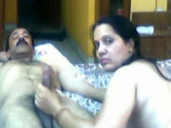 Indian mature aunty fucked by her boss
