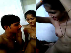 Very hot desi newly married couple honeymoon sex