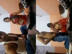 Today Exclusive- Hot Desi Couple Romance In Hotel