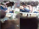Today Exclusive- Desi Clg Lover OutDoor Romance