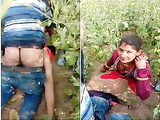 Today Exclusive- Desi village Couple Caught While Sex Outdoor