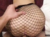 Sexy Babe Deepthroat and Sensual Riding on Cock after Сlub