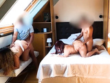 Swinger Couples Swapping Big Asses. Wife Sharing