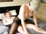 Lesbian takes first real cock 4K - Samantha Flair