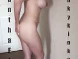 Super hot Samantha Flair cums hard from playing with herself