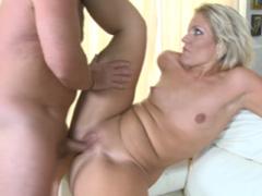 Nasty MILF Kristy gets her tabooed dreams realized